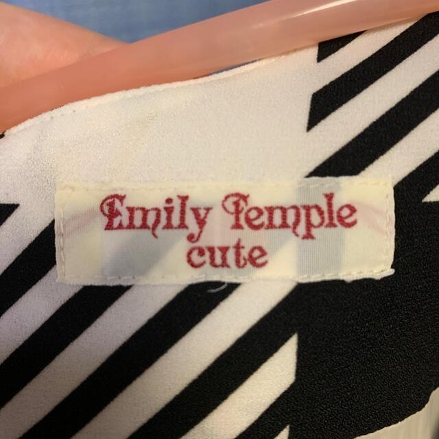 Emily Temple cute(エミリーテンプルキュート)のEmily Temple cute ワンピース レディースのワンピース(ミニワンピース)の商品写真