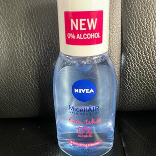 ニベア(ニベア)のニベア 拭き取り化粧水 メイクも落とせる(化粧水/ローション)