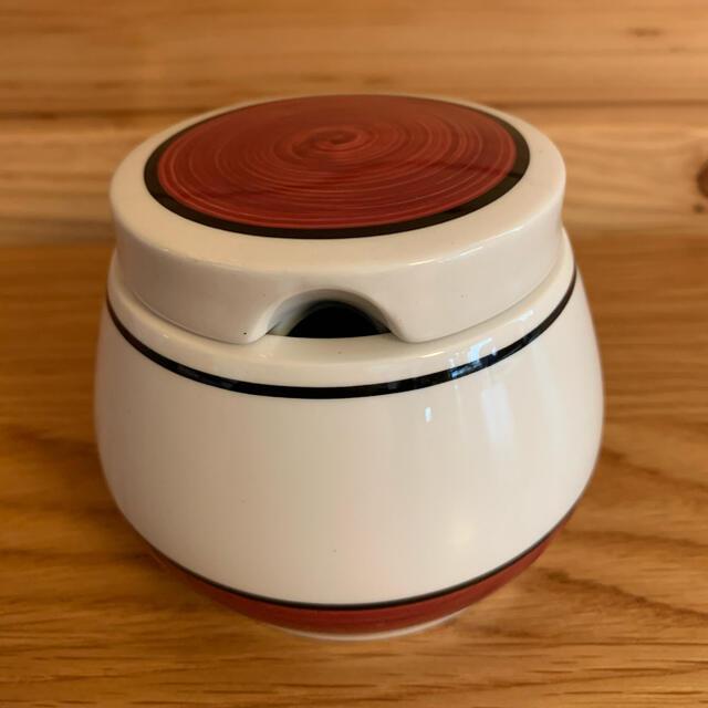 NIKKO(ニッコー)のNIKKO シュガーポット 小物入れ インテリア/住まい/日用品のキッチン/食器(食器)の商品写真