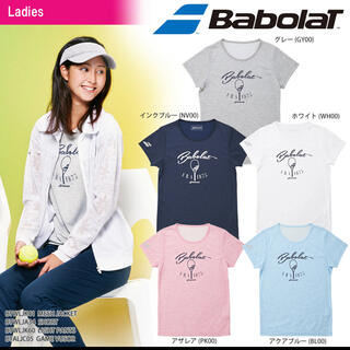 バボラ(Babolat)のバボラ  Tシャツ レディース(ウェア)