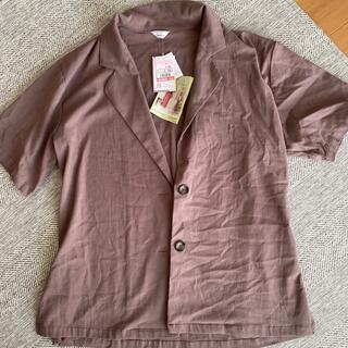 シマムラ(しまむら)のしまむら テーラードシャツ(テーラードジャケット)