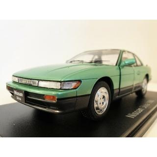 ニッサン(日産)の国産名車/'88 Nissan日産 Silviaシルビア S13 1/24 US(ミニカー)
