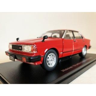 ニッサン(日産)の国産名車/'80 Nissan日産 BlueBirdブルーバード910 1/24(ミニカー)