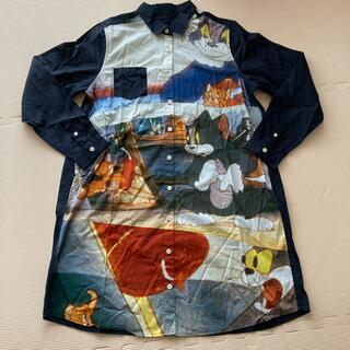 Design Tshirts Store graniph - グラニフ トムとジェリー シャツワンピース