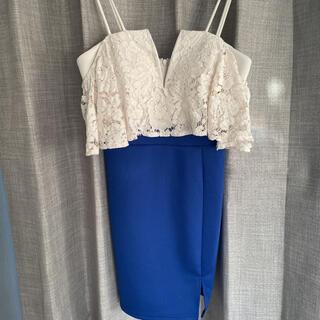 dazzy store - ドレス オフショル オフショルダー