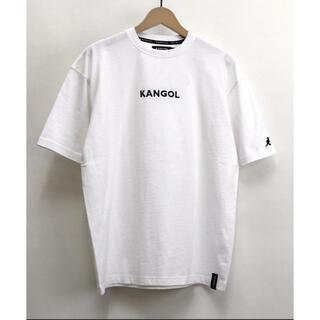 カンゴール(KANGOL)のKANGOL / カンゴール ロゴTシャツ(Tシャツ/カットソー(半袖/袖なし))