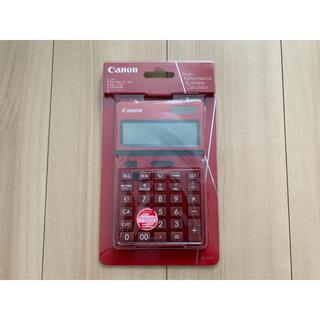 Canon - 【新品】Canon 電卓