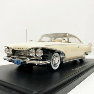 クライスラー(Chrysler)のNeoネオ/'60 Plymouthプリムス Furyフューリー 1/43(ミニカー)