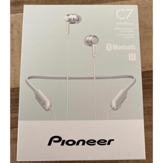 パイオニア(Pioneer)のパイオニア ワイヤレスイヤホン(ヘッドフォン/イヤフォン)