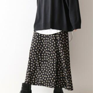 FRAMeWORK - FRAMeWORK*フレームワーク*小花プリントスカート