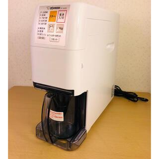 ゾウジルシ(象印)の象印 精米機 圧力循環式 玄米5合 ホワイト BT-AG05-WA(精米機)