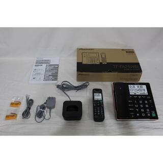 パイオニア(Pioneer)のほぼ新品 パイオニア デジタルコードレス電話機 子機1台 TF-FA75W(B)(その他)