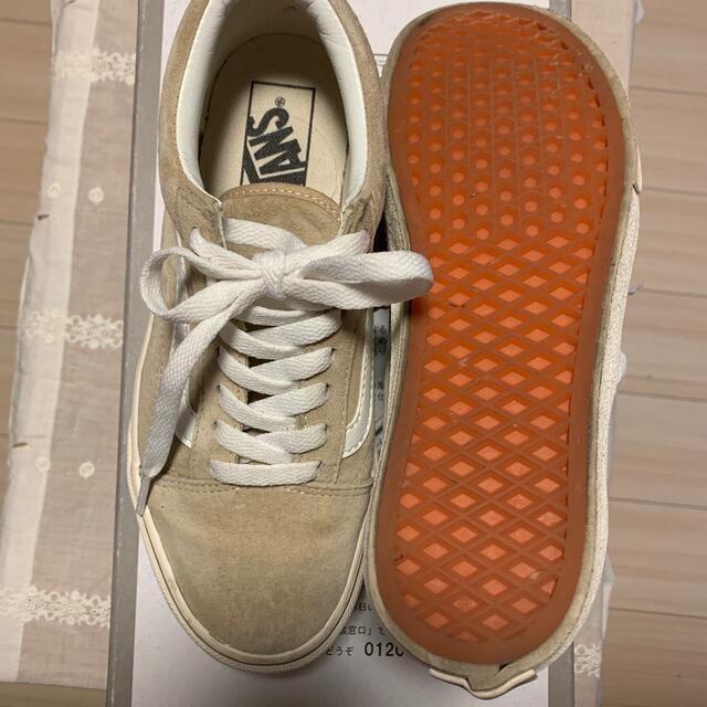 VANS(ヴァンズ)のvansスニーカー レディースの靴/シューズ(スニーカー)の商品写真