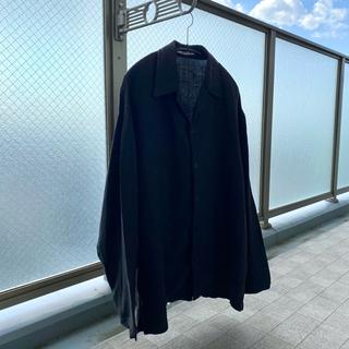 ワンエルディーケーセレクト(1LDK SELECT)のAURALEE オーラリー linen gabardine shirts(シャツ)