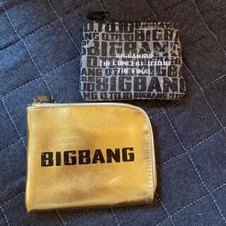 ビッグバン(BIGBANG)のBIGBANG小銭入れ(コインケース/小銭入れ)