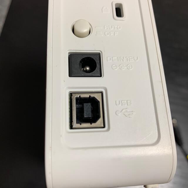 IODATA(アイオーデータ)のI-O DATA HDCR-U1.5E スマホ/家電/カメラのPC/タブレット(PC周辺機器)の商品写真