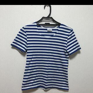 マリメッコ(marimekko)のマリメッコ ボーダーt(Tシャツ(半袖/袖なし))