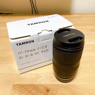 TAMRON - TAMRON 17-70mm F/2.8 Di III-A VC RXD