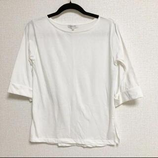 グローバルワーク(GLOBAL WORK)のGLOBAL WARKのトップス(Tシャツ(半袖/袖なし))