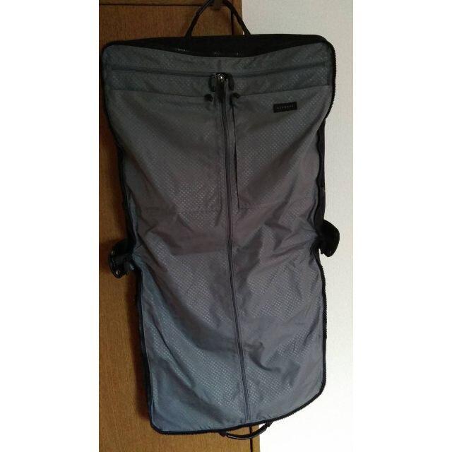 ACE GENE(エースジーン)の定価4.0万円 エースジーン 2WAYガーメントバッグ ショルダーストラップ付き メンズのバッグ(トラベルバッグ/スーツケース)の商品写真