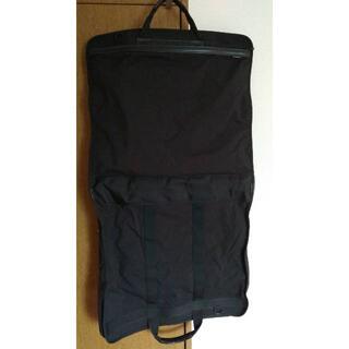 エースジーン(ACE GENE)の定価4.0万円 エースジーン 2WAYガーメントバッグ ショルダーストラップ付き(トラベルバッグ/スーツケース)