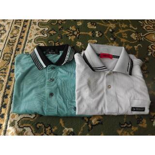 ダンロップ(DUNLOP)のダンロップ 半袖ポロシャツ2枚セット(ポロシャツ)