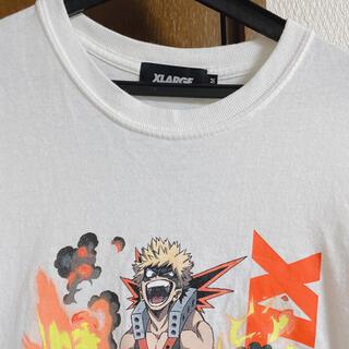 エクストララージ(XLARGE)のエクストララージ ヒロアカコラボ(Tシャツ/カットソー(半袖/袖なし))