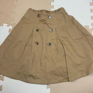 オリーブデオリーブ(OLIVEdesOLIVE)の【タグ付き新品】スカート(ミニスカート)