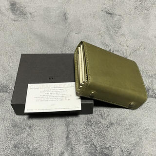 エムピウ(m+)のミッレフォッリエ P30(折り財布)