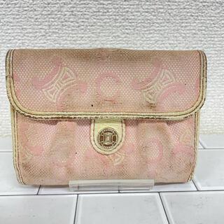 セリーヌ(celine)の正規品 セリーヌ 二つ折り ミニ財布(財布)