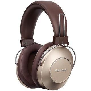 パイオニア(Pioneer)のパイオニア Bluetoothヘッドホン【SE-MS9BN(G)】ハイレゾ対応(ヘッドフォン/イヤフォン)
