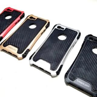 衝撃吸収 iPhoneケース iPhoneSE2 iPhone8 iPhone6(iPhoneケース)