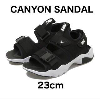 ナイキ(NIKE)の《新品》NIKE CANYON SANDAL キャニオン サンダル  23cm(サンダル)