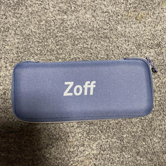Zoff(ゾフ)のZoff メガネケース メンズのファッション小物(サングラス/メガネ)の商品写真