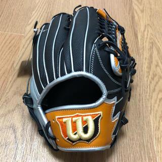 ウィルソン(wilson)の【限定】Wilson ウィルソン 軟式グローブ / 一般、外野手用 / L ★(グローブ)
