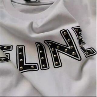 セリーヌ(celine)のceline#1501 ロゴ/半袖Tシャツ/男女兼用/新品未使用(ブルゾン)