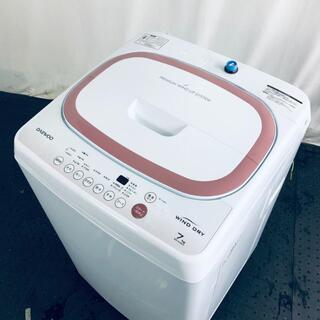 ★送料・設置無料★ 中古 大型洗濯機 DAEWOO (No.0830)