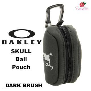 オークリー(Oakley)の新品 OAKLEY オークリー SKULL ボールポーチ ケース DA(バッグ)