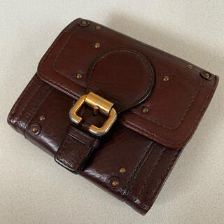 Chloe - Chloe クロエ 二つ折り財布