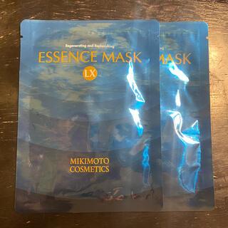 ミキモトコスメティックス(MIKIMOTO COSMETICS)のMIKIMOTO エッセンスマスク2枚(パック/フェイスマスク)