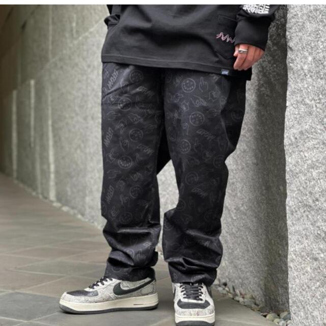 WANIMA(ワニマ)のLEFLAH パンツ M メンズのパンツ(デニム/ジーンズ)の商品写真