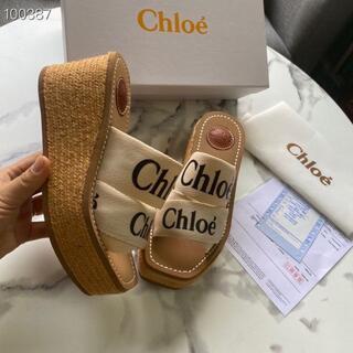 クロエ(Chloe)の★Chloe サンダル ★送料込み☆最安値☆(サンダル)