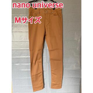 ナノユニバース(nano・universe)の新品未使用 ナノユニバース nano universe パンツ カジュアルパンツ(カジュアルパンツ)