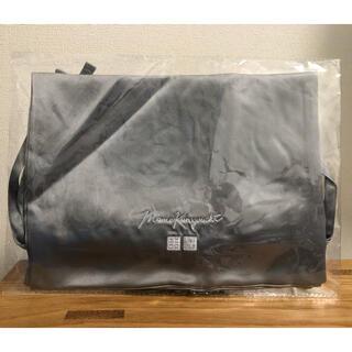 ユニクロ(UNIQLO)のUNIQLO TOKYO限定ノベルティ巾着☆マメクロゴウチ☆新品未開封(ポーチ)