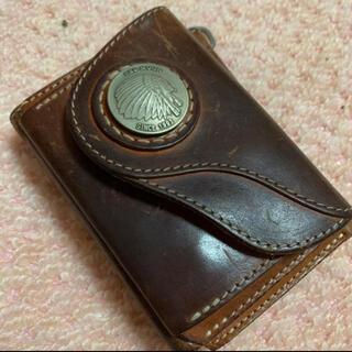 REDMOON - レッドムーン 財布 折りたたみ財布
