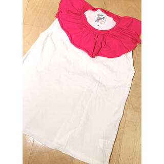 マーキーズ(MARKEY'S)のマーキーズ ノースリーブ 新品 140(Tシャツ/カットソー)