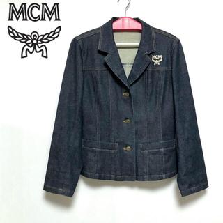 エムシーエム(MCM)のMCM (エムシーエム)   デニムテーラードジャケット(Gジャン/デニムジャケット)