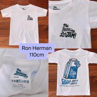 ロンハーマン(Ron Herman)のロンハーマンTシャツ。110センチ,(Tシャツ/カットソー)