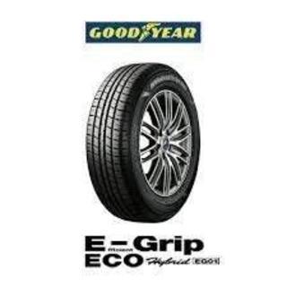 GY グッドイヤー E-Grip ECO 155/65R14 4本セット 新品