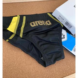 アリーナ(arena)のarena 競泳水着 競パン:新品SSサイズ:BKYF(水着)